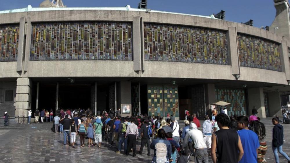 Protegerán a peregrinos seis mil policías en Basílica de Guadalupe - Foto de @Foro_TV