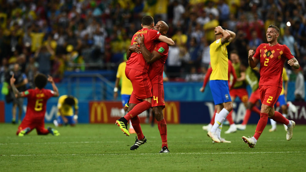 Bélgica cierra 2018 como líder de Ranking FIFA; México se ubicó en el 17 - Foto de Mexsport