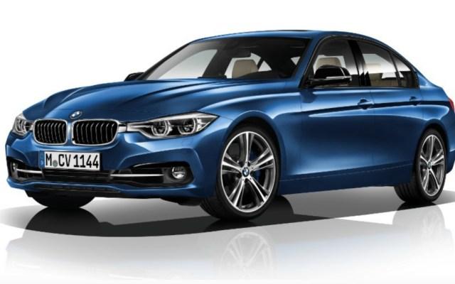 BMW trasladará a México parte de la producción del vehículo Serie 3 - Foto de BMW
