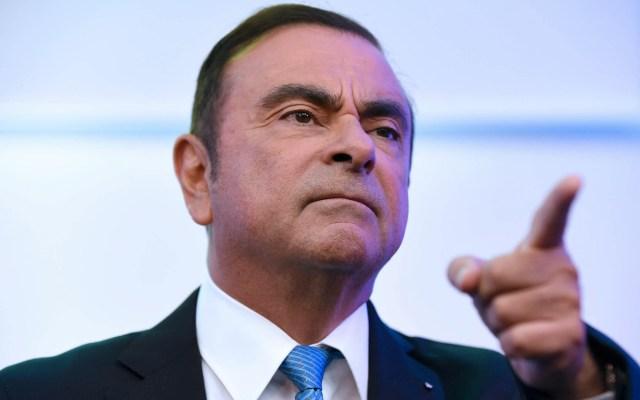 Interpol lanza orden de búsqueda contra Ghosn y pide su arresto a Líbano - Carlos Ghosn Nissan