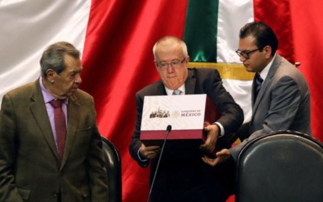 Paquete Económico 2019 presenta una visión poco optimista: Urzúa - Carlos urzua defiende realismo del presupuesto