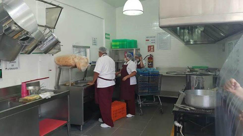 Cocina del Torito de la CDMX. Foto de Internet