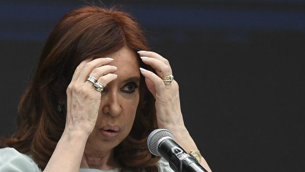 Juez ordena nueva indagatoria para Cristina Fernández - Cristina Fernández. Foto de AFP