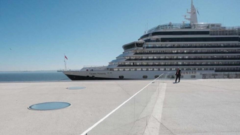 Ancianos intentaron traficar cocaína en sus equipajes - La pareja viajaba a bordo de un crucero, a través del cual pretendía traficar cocaína. Foto de Internet