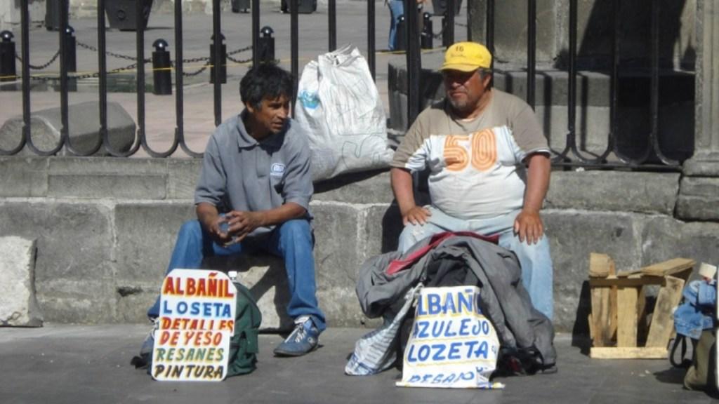 Desempleo se ubicó en 3.3 por ciento en noviembre - disminuye desempleo en México en noviembre