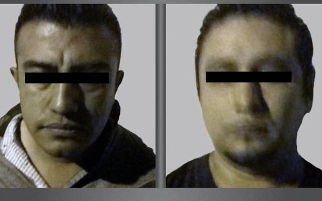 Detienen a dos hermanos por violar y matar a menor en Nezahualcóyotl - Foto de Fiscalía Edomex