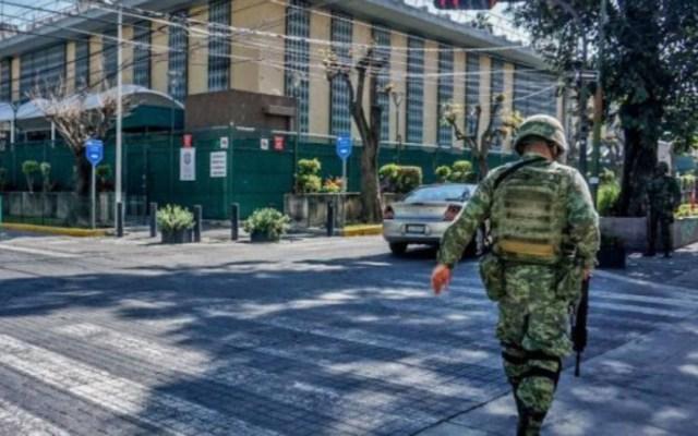 Atacan con granadas el Consulado de EE.UU. en Guadalajara - Atacan con granadas consulado estadounidense en guadalajara