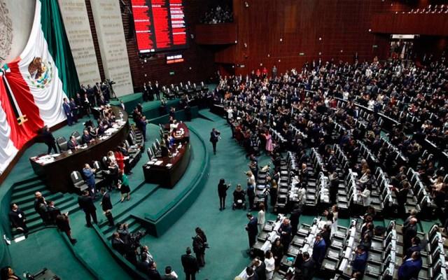 Diputados avalan Ley Orgánica de la Fiscalía General de la República - diputados aprueban receso en discusión de presupuesto de egresos