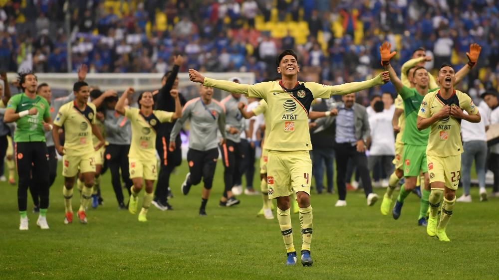 Televisa Deportes líder absoluto en juegos de final del Apertura 2018 - Edson Alvarez America
