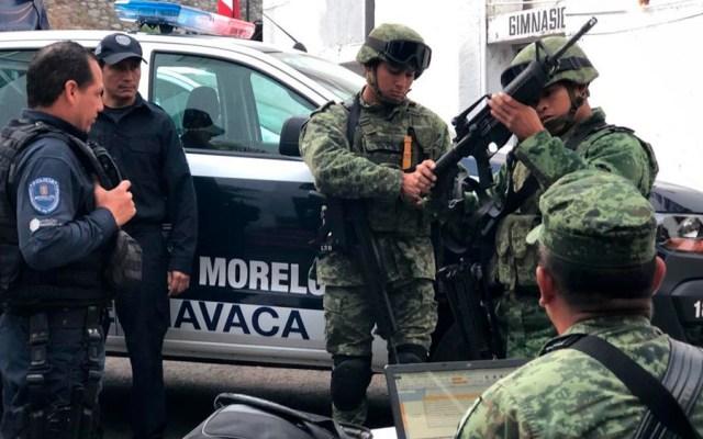 Ejército asume funciones de seguridad en tres municipios de Morelos - Foto de @CES_Morelos