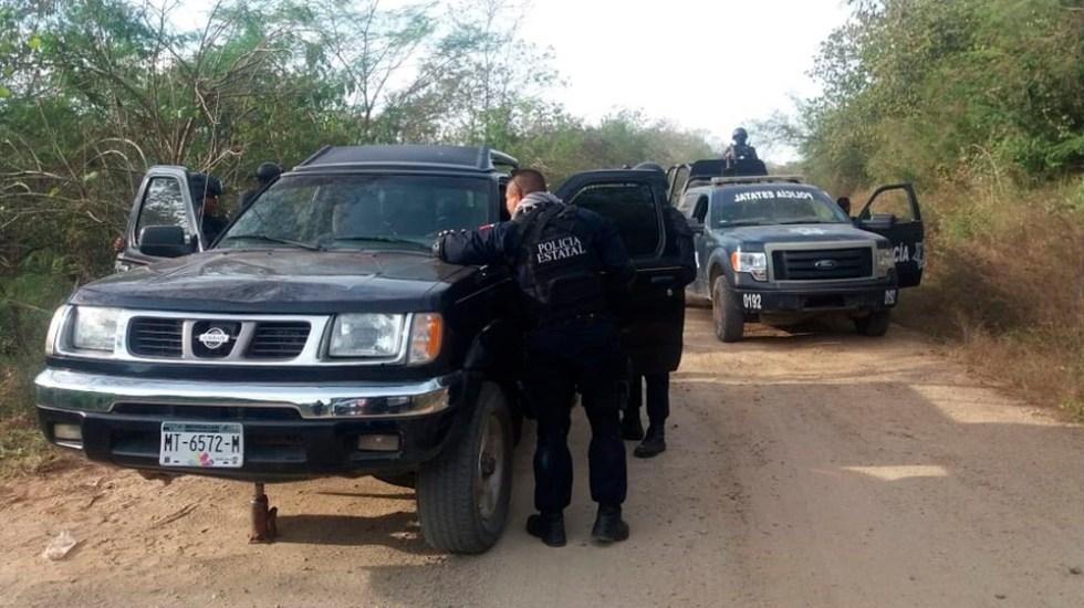 Enfrentamiento deja seis muertos en Petatlán, Guerrero - Foto de Milenio