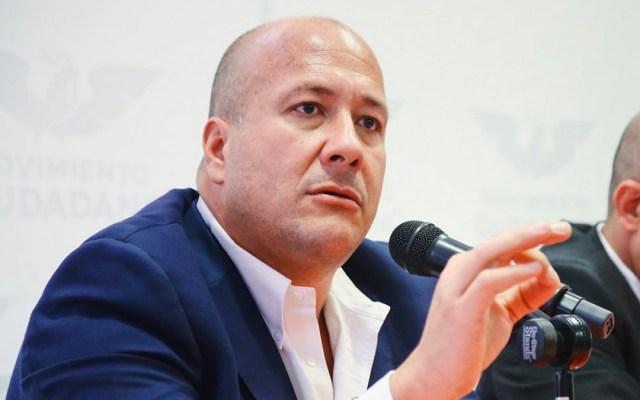 Enrique Alfaro exige a Pemex dar la cara por desabasto en Jalisco - Foto de Tráfico ZMG