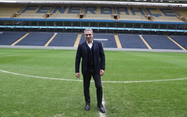 Fenerbahçe y mexicano Diego Reyes tienen nuevo entrenador - Foto de Fenerbahçe