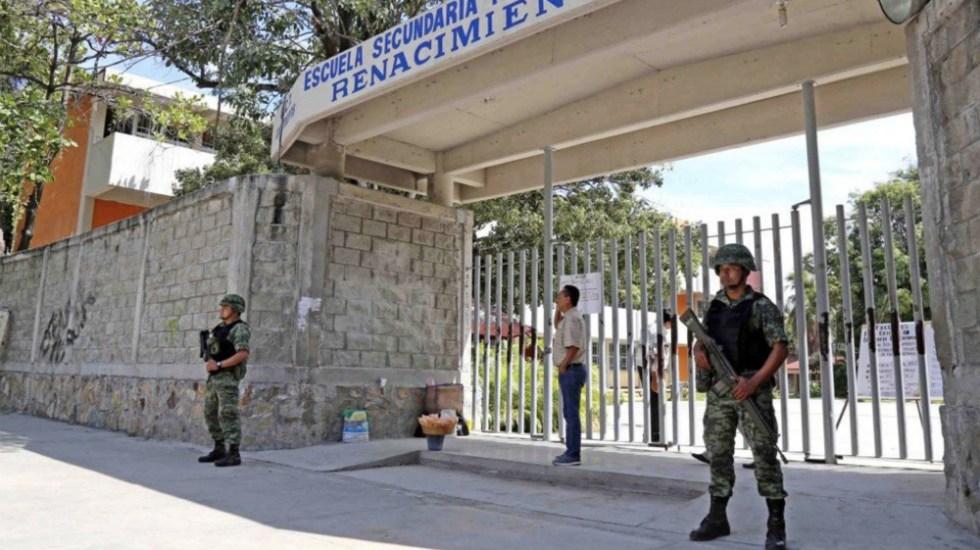 Adelantan vacaciones en escuelas de Guerrero por amenazas criminales - Foto de @PorMaestros