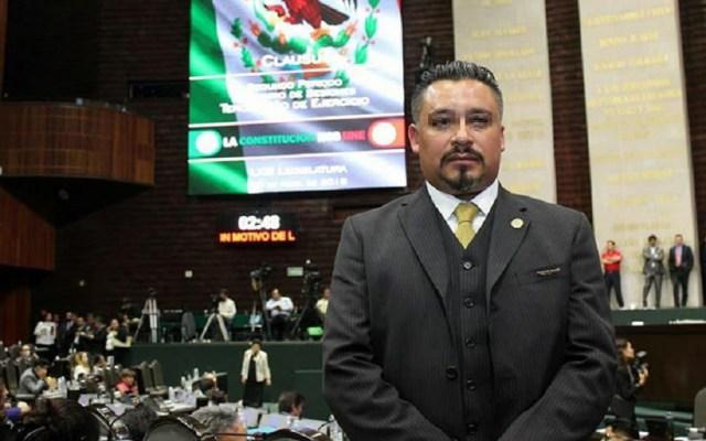 Detienen a exdiputado suplente por homicidio - Exdiputado José Carlos Camacho. Foto de Internet