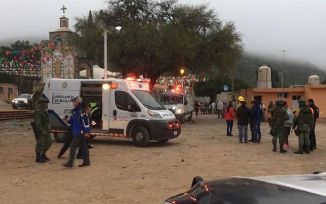 Sube a siete el número de muertos por explosión en Tequisquiapan - explosion de pirotecnia tequisquiapan