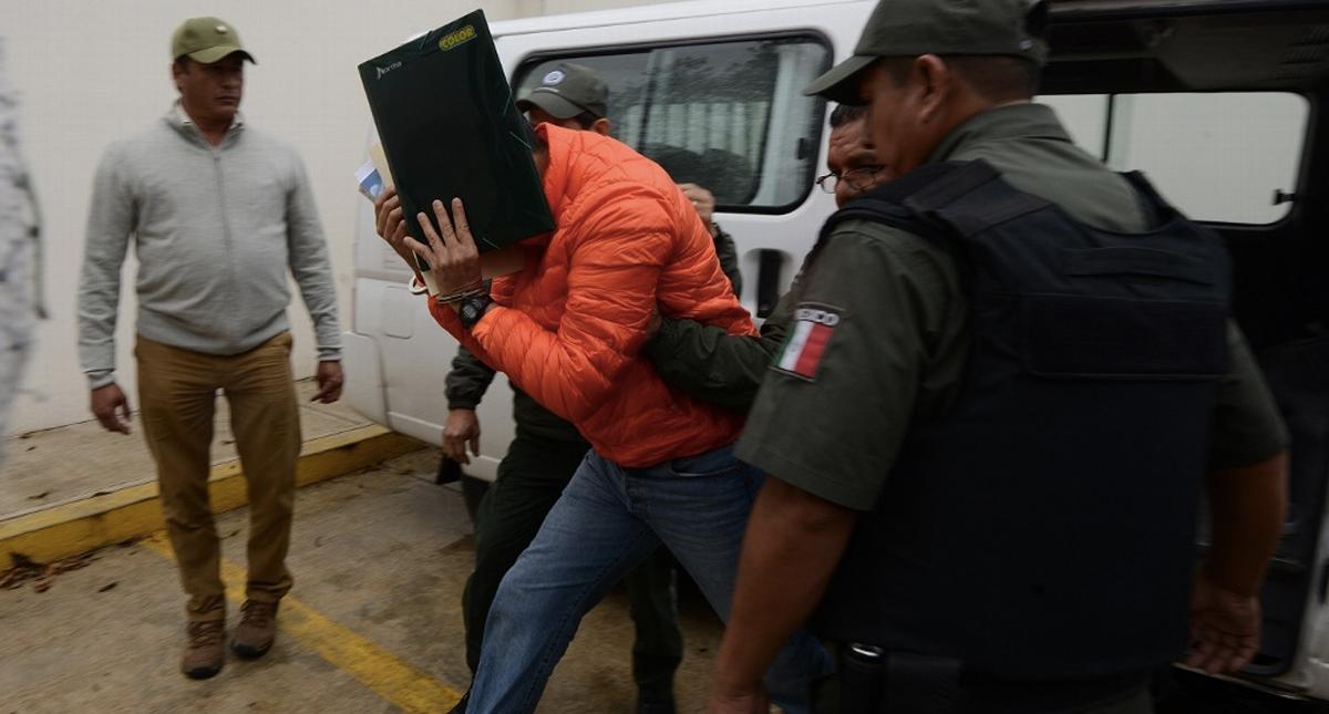 Sale de prisión exfuncionario público que trabajó con Javier Duarte