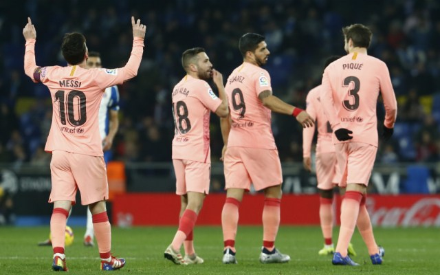 """El Barcelona """"deja sin efecto"""" su disposición a jugar en Miami - Foto de AFP"""