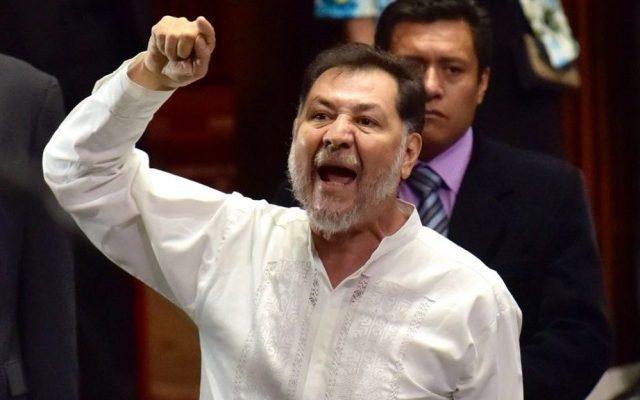 Fernández Noroña lamenta la muerte de Moreno Valle y Martha Érika Alonso - Foto de Internet