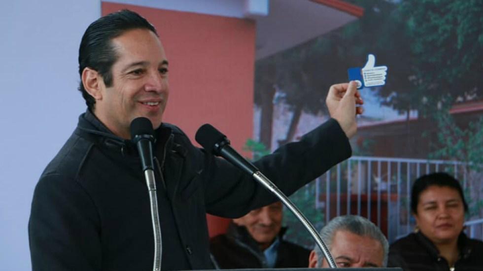 Manifiesta Conago preocupación por recortes en Presupuesto de Egresos - Francisco Domínguez Conago