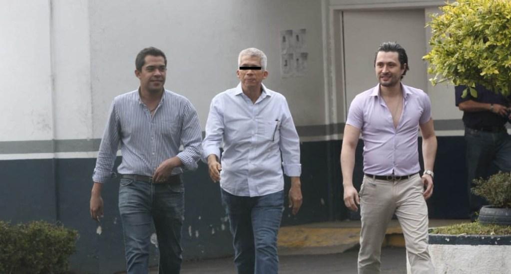 Liberan a director de Comisión de Agua de Javier Duarte - Javier Duarte