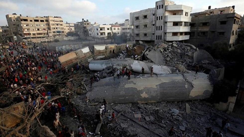 Israel ataca posición de Hamas tras disparo desde Gaza - Foto de internet