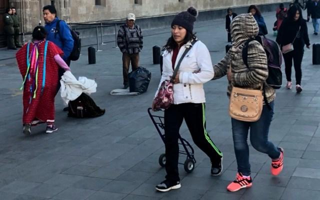Alerta amarilla por frío en seis alcaldías capitalinas - seguirá el ambiente frío en el país