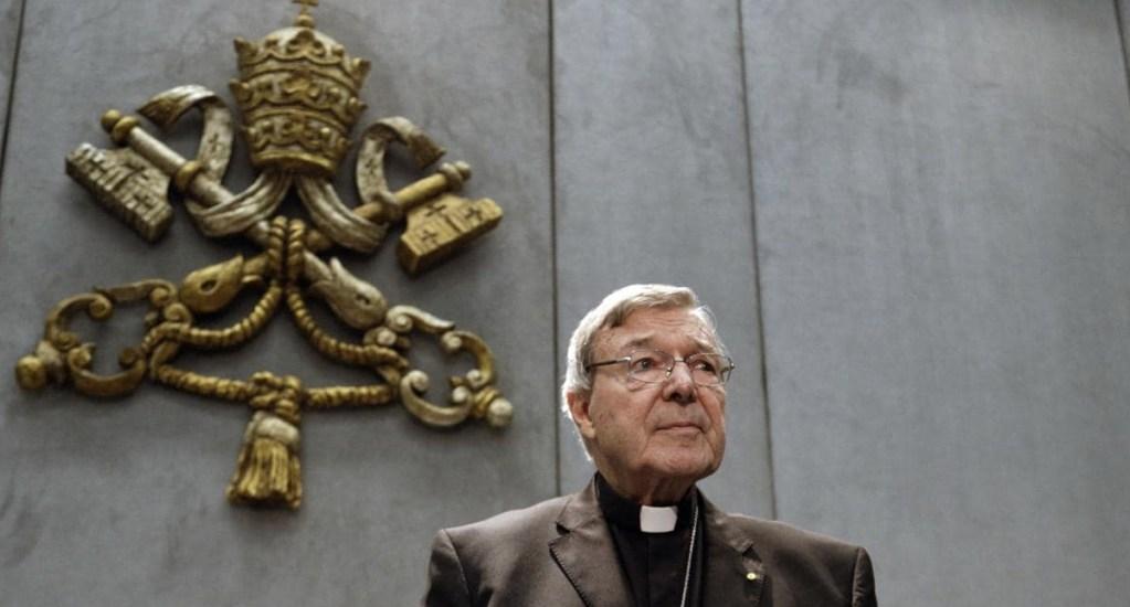 Condenan a cardenal George Pell por pederastia - Foto de AP