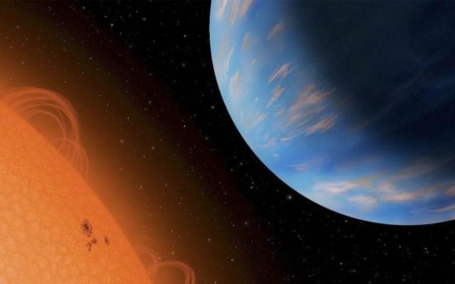 NASA descubre exoplaneta que se evapora rápidamente - GJ 3470b