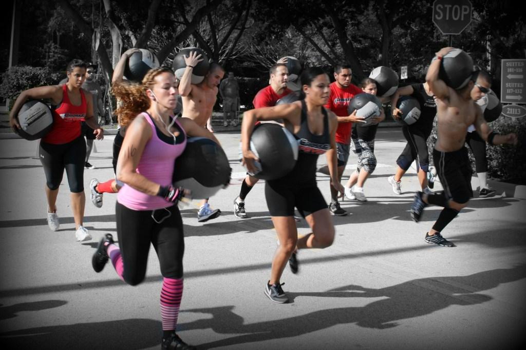 Top 5 tendencias fitness 2019