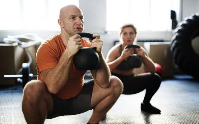 A quemar grasa con el entrenamiento Metcon
