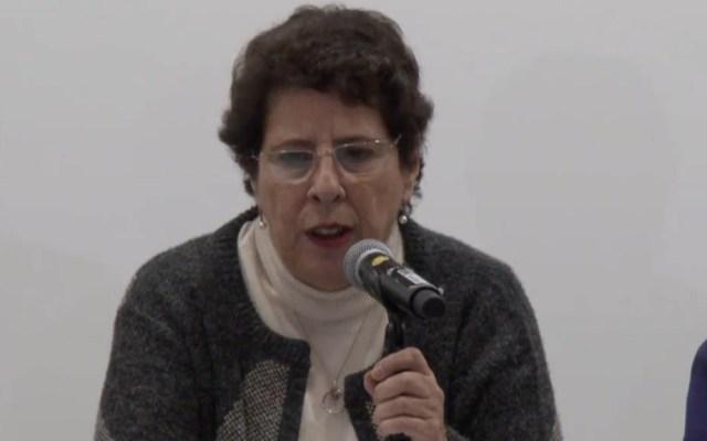 """Iniciativa para desaparecer el INEE, """"atentado"""" contra la democracia: Teresa Bracho - Captura de pantalla"""