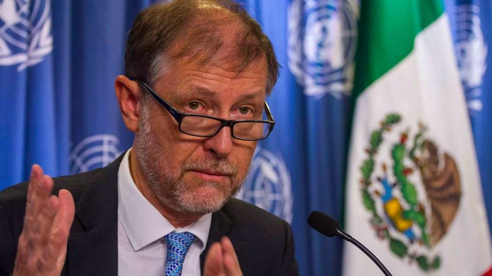 Comisionado de la ONU-DH envía carta de rechazo por la Guardia Nacional - Foto de El Sur de Acapulco
