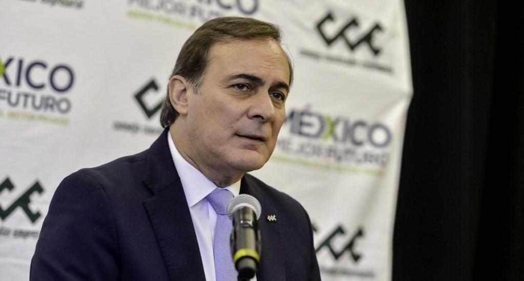 Preocupa a empresarios endeudamiento de no lograrse plan del Presupuesto 2019 - Juan Pablo Castañón. Foto de Internet