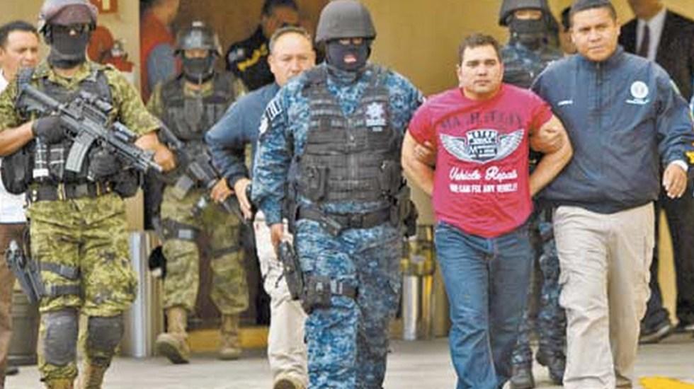 Condenan a 33 años de cárcel a 'Juan Perros', líder del Cártel del Golfo - Foto de Milenio