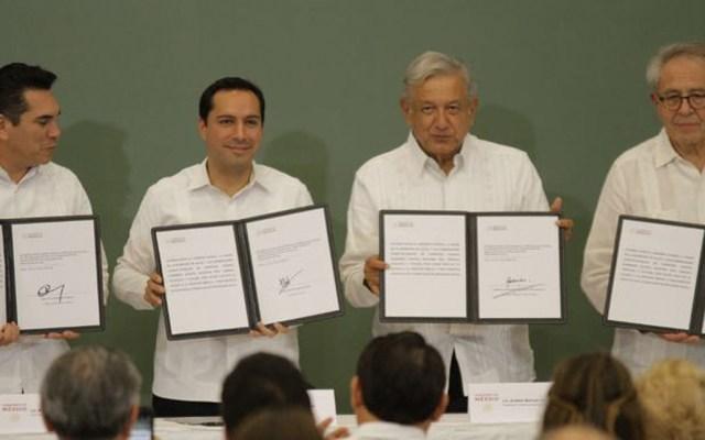 López Obrador presenta Plan Nacional de Salud - Foto de Novedades de Yucatán