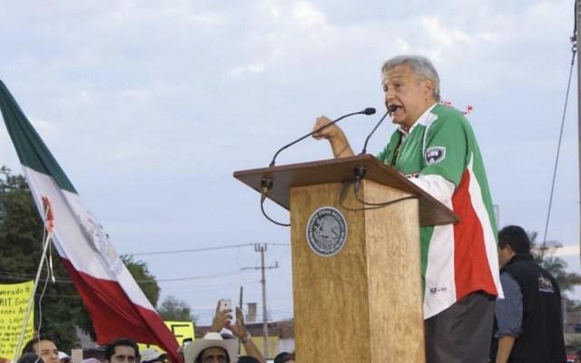 Tendré cuidado con promesas, no seré mentiroso: López Obrador - Foto de @PoloDominguez