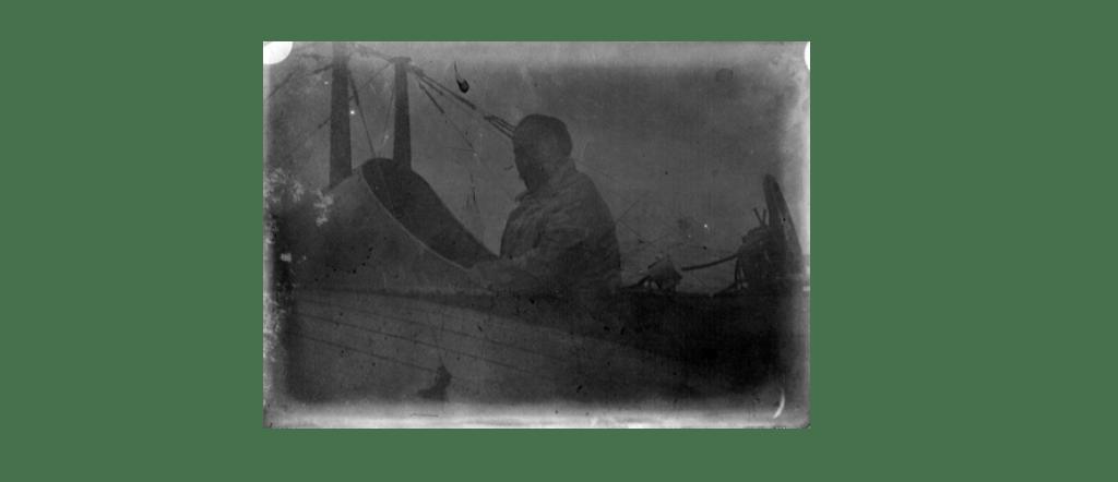 ¿Por qué Francisco I Madero fue pionero en la aviación mundial? - Fuente: Mediateca INAH