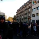 Bloquean Bucareli por becas delprograma Prepa Sí - Foto de @antonioARMz1