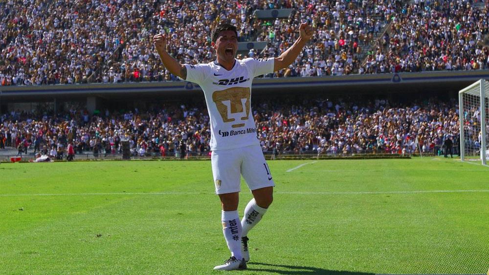 Matías Alustiza anuncia su salida de Pumas - Foto de @PumasMX