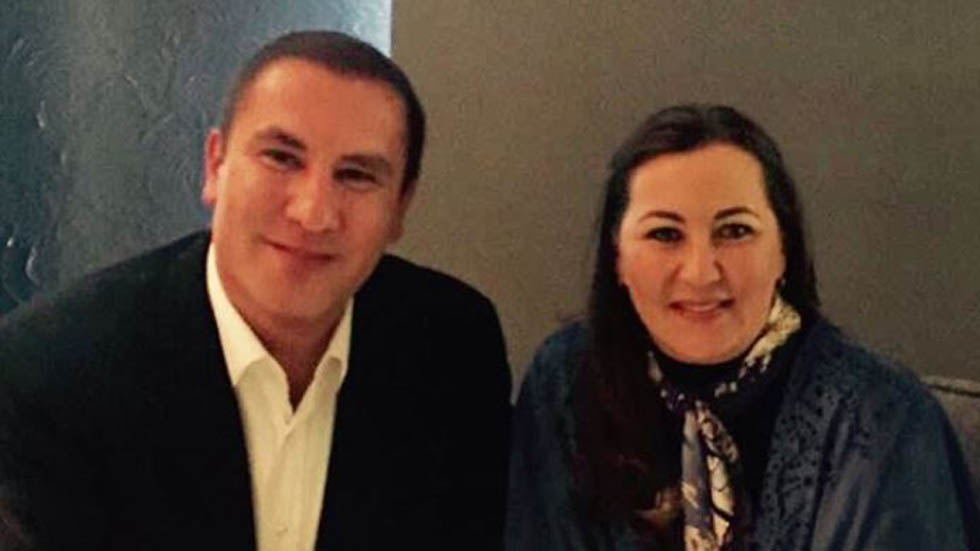 Matrimonio Moreno Valle - Alonso. Foto de @marthaerikaalonso