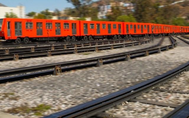 Seis líneas del Metro sufren afectación en servicio - Metro de la Ciudad de México. Foto de @MetroCDMX