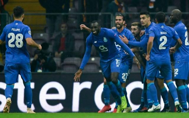 Porto termina invicto fase de grupos en Champions League - Foto de AFP