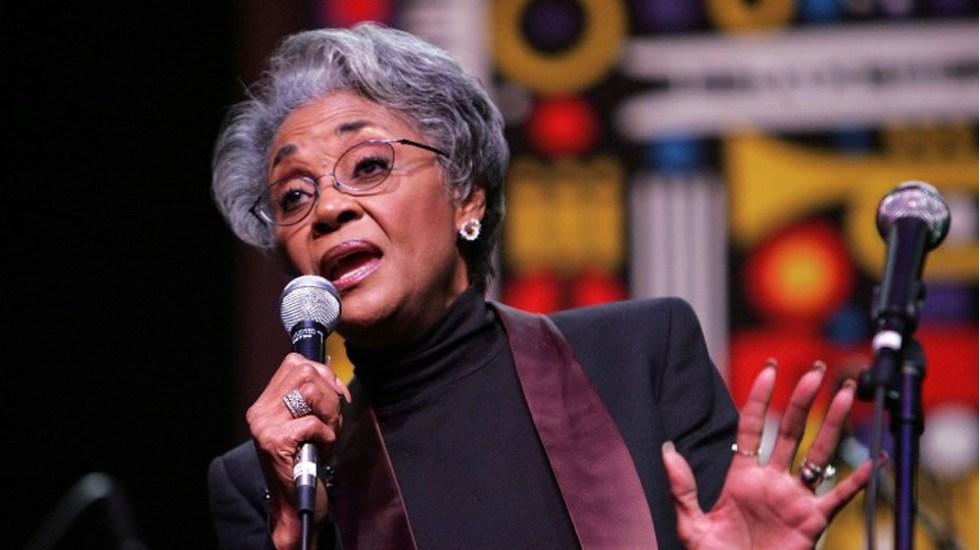 Muere la leyenda del jazz Nancy Wilson - Foto de AFP