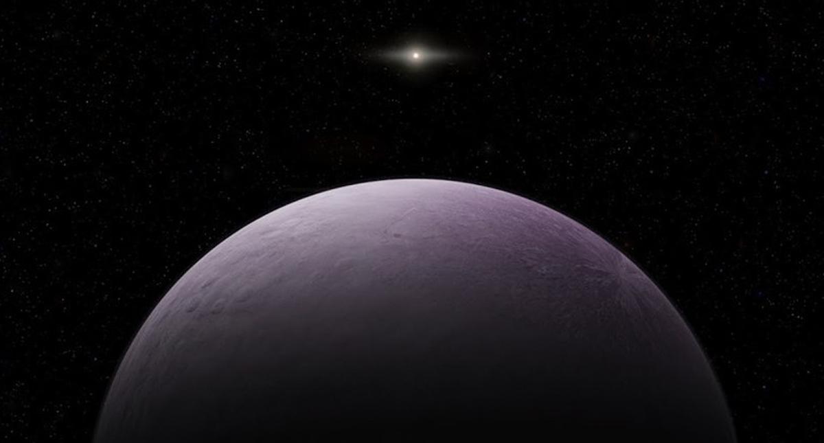 Descubrieron el objeto más lejano observado hasta ahora en el Sistema Solar