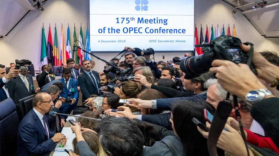 Trump no está en posición de decirnos qué debemos hacer: OPEP - Foto de AFP