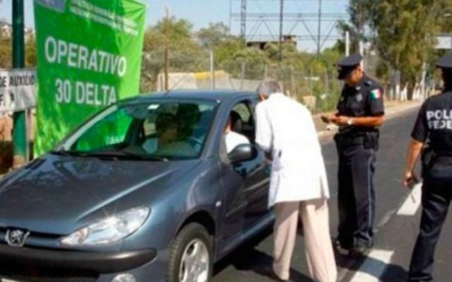 Implementan programa para prevención de accidentes en estas vacaciones - Foto de La Razón
