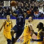 Orlando Magic se impone al Utah Jazz en la Arena Ciudad de México - Foto de AFP