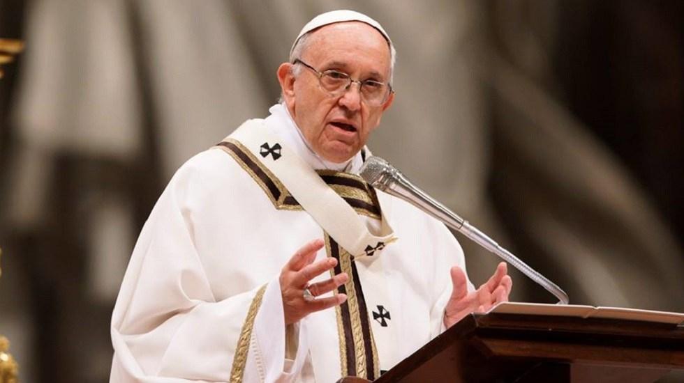 El papa Francisco promete que Iglesia combatirá la pederastia - Papa Francisco envió mensaje a políticos sobre los migrantes. Foto de @vaticannews.es