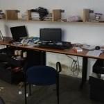 Policía de Nicaragua allana oficinas de organismos y medios - Foto de @NestorArce